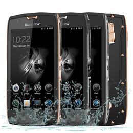 Waterproof android tv online shopping - Blackview BV7000 Quad Core quot G RAM G ROM Andriod MTK6737T Waterproof IP68 MP Camera mAh Battery Fingerprint G Smartphone