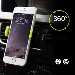 $enCountryForm.capitalKeyWord NZ - Outlet Car phone holder Plastic Apple Car holder 360 ° rotation Safety anti-slip Easy to fix four color available