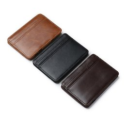 $enCountryForm.capitalKeyWord NZ - Joemel Creative Wallet Men's Personalized Wallet Retro Magic Wallet