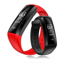 $enCountryForm.capitalKeyWord NZ - Smart Fitness Bracelet Blood Pressure Blood Oxygen Heart Rate Health Monitor Fitness Tracker Sports Wristband For Android iOS