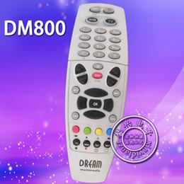 universal media controller 2019 - Wholesale-1PCS DM800 Remote Control USE for Dream Box DM800SE DM800HD DM8000 CONTROLLER DVB-S REVEIVER REMOTE MULTI MEDI