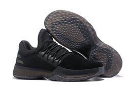 Glitter Store UK - Harden VOL 1 Xeno Black Ops Basketball shoes store high quality James Harden 1 sneakers free shipping size 40-46