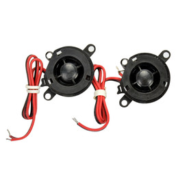 Discount 8ohm speakers Wholesale- 2pcs 1inch 8ohm 10w panel treble speaker