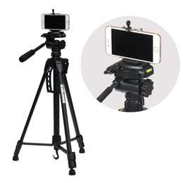 China Weifeng WT 3730(Unfolded 1520mm) Portable Professional Camera Tripod High Quality Universal Tripod for Camera   Mobile Phone suppliers