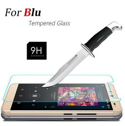 Tempered Glasses Blu Canada - Factory Price For BLU Tempered Glass Screen Protector For BLU Advance 5.0 5.5 HD Energy X2 Wind Studio Energy D810 Pure XL XR Studio X8 HD