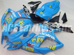 $enCountryForm.capitalKeyWord NZ - Free gifts+Seat Cowl New motor Fairing Kits For SUZUKI GSXR 600 750 K6 06 07 GSXR-600 GSXR750 GSXR600 GSXR-750 2006 2007 blue yellow RIZLA+