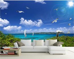 sea mural wallpaper online shopping sea mural wallpaper for sale rh dhgate com