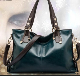 $enCountryForm.capitalKeyWord Canada - @@AA888Lady handbag wholesale price of 2017 new Europe and the United States Wax oil one shoulder aslant package free shipping