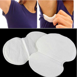 Wholesale Sweat Guard Pads Underarm Dress Clothing Sweat Perspiration Pads Shield Absorbing Women Men Health Care Product