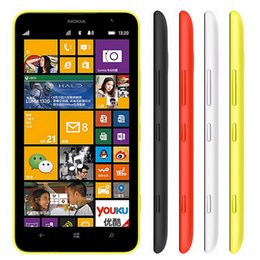 $enCountryForm.capitalKeyWord NZ - Refurbished Original Nokia Lumia 1320 Windows Phone 6.0 inch Dual Core 1GB RAM 8GB ROM 5MP Camera Unlocked Smart Mobile Phone Free Post 1pcs