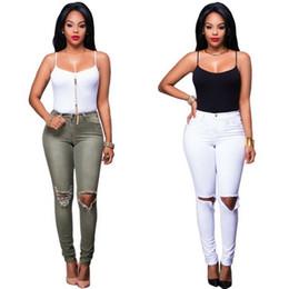 $enCountryForm.capitalKeyWord NZ - Women Summer Suit Set Elastic Top+Jeans Pants Hot Body Sleeveless Outfit Fashionable Sexy Bodycon Elegant Stylish 2 Pieces Sets