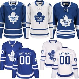 0f95f4bc835 Womens 2017 Toronto Maple Leafs Jersey 42 Tyler Bozak 11 Zach Hyman 43  Nazem Kadri 47 Leo Komarov Cheap Stiched Custom Hockey Jerseys