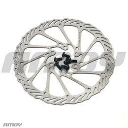1Pc 160mm//180mm HS1 MTB Mountain Bike 6 Blots Brake Rotor Disc for AVID Bicycle