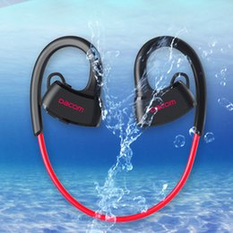 $enCountryForm.capitalKeyWord Canada - New Dacom P10 IPX7 Waterproof Bluetooth headphone Wireless Sport Running Earphone Stereo Music Headset With Microphone Handfree