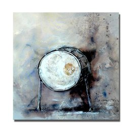 Modern Wall Art Decor Cheap NZ - Wall Design Abstract Painting for Home Decor Wall Pictures Modern Canvas Art Cheap Oil Painting No Framed