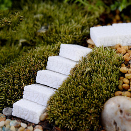 $enCountryForm.capitalKeyWord Canada - 20pcs Stone Ladder Statues Fairy Garden Miniatures Resin Craft Terrarium Figurines Bonsai Tools Gnomes Micro Landscape Moss Home Accessories