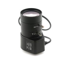 $enCountryForm.capitalKeyWord UK - 6-60mm CS lens 1.3MP 1 3inch F1.6 CS Mount DC Auto Iris Varifocal IR CCTV Lens for Box Body Camera