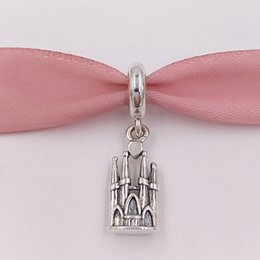 La braceLet online shopping - Authentic Sterling Silver Beads La Sagrada Familia Dangle Charm Fits European Pandora Style Jewelry Bracelets Necklace