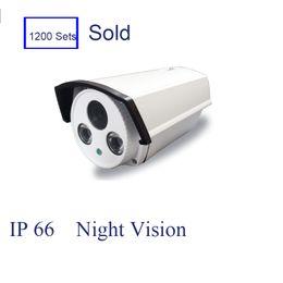 Wifi Outdoor Bullet Camera Canada - 12mm 1080P IP Camera 2.0MP Wifi Waterproof IP66 Outdoor Security 40 meter IR CUT Night Vision P2P Bullet network Surveillance Camera