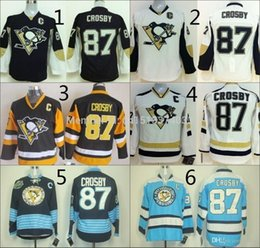 youth kids nhl jerseys pittsburgh penguins 87 sidney crosby winter ... 99320f768