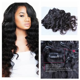 Discount hot heads hair extensions 2017 hot heads hair hot sale malaysian body wave virgin human hair 100g clip in extension full head natural color 8pcs lot 10 30 inches free shippment discount hot heads hair pmusecretfo Image collections
