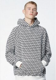 Hommes Hoodie Chaud Pas Cher-Warm Hommes Vêtements Kanye West Tops à manches longues à capuche Casual FEAR OF DIEH Casual requin Club à capuche Sweat Hommes FOG Vêtements manteau