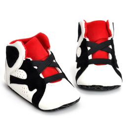 fc07acdbea2 Infant red bottoms shoes online shopping - Fashion Baby kids First Walkers  Infants soft bottom Anti
