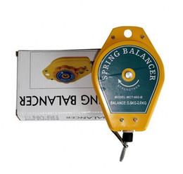 Alta qualità! JB MCT-602-B Holder Primavera Balancer Tool, 0.6kg-2.0kg, anello di equilibrio per cacciavite elettronici, hardware, strumenti di misurazione in Offerta
