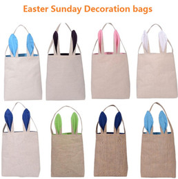 Sunday bags nz buy new sunday bags online from best sellers newest easter gift bag classic rabbit ears cloth bag put easter eggs for kids easter sunday decoration bags party supplies 1726 negle Images