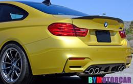 $enCountryForm.capitalKeyWord Canada - P Style Carbon Fiber Rear Lip Diffuser Spoiler Apron F80 M3 F82 M4 Fit For BMW