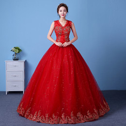 Chinese custom made wedding dresses