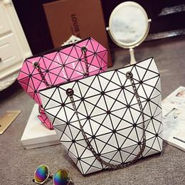 $enCountryForm.capitalKeyWord Canada - Wholesale-2015 New Women Fashion BAOBAO Bag Sequins Mirror Saser Plain Folding Handbags Women Shoulder Bags