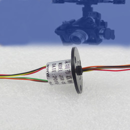 $enCountryForm.capitalKeyWord NZ - 6 Channel 2A Out Dia. 12mm Mini Slip Ring For RC Drone Accessories High Speed Ball Slip Rings