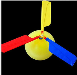 $enCountryForm.capitalKeyWord NZ - festival toy Balloon Aircraft Helicopter For children Filler Flying Whistle balloons Toy baby Gift Colorful Party Decoration Hand work toys