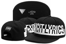 $enCountryForm.capitalKeyWord Canada - best hat Swag Cayler Sons Snapback Caps Flat Hip Hop Cap Baseball Hat Hats For Men Snapbacks Casquette Bone Aba Reta Bones Gorr