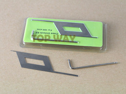 unlock kits UK - Case Unlock Opening Tool Kit for xbox 360 Xbox360 Slim unlock kit