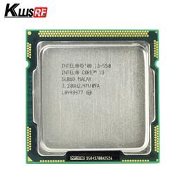 $enCountryForm.capitalKeyWord NZ - Original Intel Core i3 550 Processor 3.2GHz 4MB Cache LGA1156 Desktop CPU