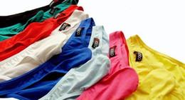 Buena calidad 8 cloors COCKSOX hombres calzoncillos ropa interior sexy cintura baja venta Buen hombre desgaste - color puro estilo U