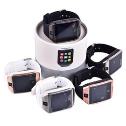q18 watch 2019 - Q18 Smart Watch Bluetooth Smart watches For Android Phone with Camera Q18 Support TF Card NFC Connection with Retail Pac