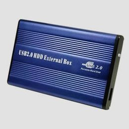 "Discount hard disk usb - Wholesale- USB 2.0 2.5"" SATA HARD DISK DRIVE HDD CASE ENCLOSURE"