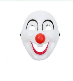 $enCountryForm.capitalKeyWord Canada - Free Shipping Joker Clown Costume Mask Creepy Evil Scary Halloween Clown Mask