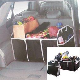 Foldable Car Organizer Boot Stuff Food Storage Bags Bag Case Box trunk organiser Automobile Stowing Tidying Interior Accessories MYY from shaping toys manufacturers