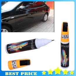 Car Paint Scratch Repair Canada - Free Shipping Black Dropshping Fix It PRO Painting Pen Car Scratch Repair for Simoniz Clear Pens Packing Car Styling Car Care