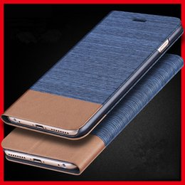 $enCountryForm.capitalKeyWord Canada - Jeans Canvas Leather Mobile Smartphone Stand Case Flip Cover Card Holder for Samsung Galaxy note 4