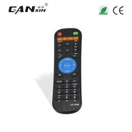 Venta al por mayor de [GANXIN] Control remoto multifunción para el temporizador de gimnasia LED GX-IR05 Modelo Fitness Equipment Control inalámbrico alimentado por batería AA al por mayor