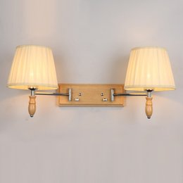 American lamp shades online american lamp shades for sale edison creative wall lamp american country style retro sconce long arm wall sconces with fabric shade hotel wall lighting custom aloadofball Gallery