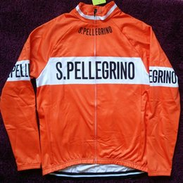 653228962 2017 brand new team san pellegrino cycling Jersey breathable cycling jerseys  Long sleeve Autumn quick dry cloth MTB Ropa Ciclismo G2
