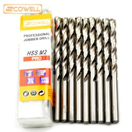 $enCountryForm.capitalKeyWord Canada - 10pcs box 8.5mm High speed steel straight shank fully ground twist drill bits set for metal and wood cutting China manufacturer