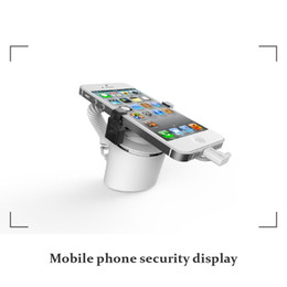 Mobile phone exhibition online shopping - universal Invue mobile security display stand security display bracket for cell phone anti theft in retail shop exhibition
