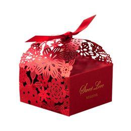 $enCountryForm.capitalKeyWord UK - Hot Wedding Favors Boxes Candy Box Party Favors Hollow Wedding Candy Box Favor Chocolate Boxes candy bags cake boxes